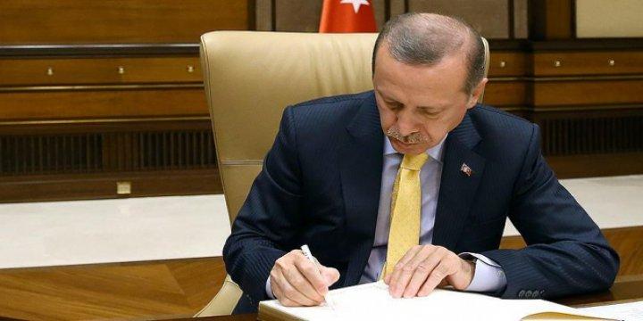 """Erdoğan """"Alacakların Yapılandırılması Kanunu""""nu Onayladı"""