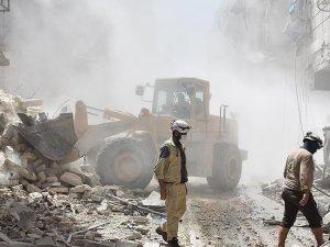AB'den 'Halep'te Kuşatmayı Durdurun' Çağrısı