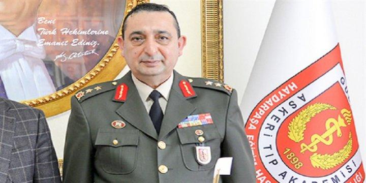 GATA'nın Komutanı Gürsel Öztürk Gözaltına Alındı