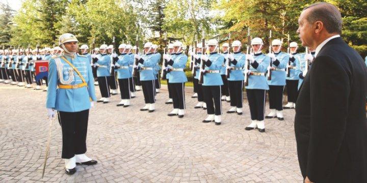 Cumhurbaşkanlığı Muhafız Alayının Darbe Planının Kod adı 'Pars'