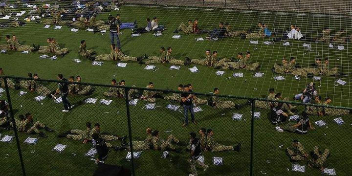 Cumhurbaşkanlığı Muhafız Alayı'nda 39 Asker Daha Tutuklandı