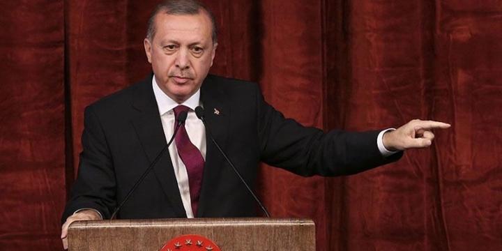 Erdoğan: Tuzaklarını Başlarına Geçirdik