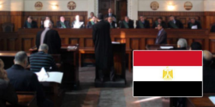 Mısır Cuntası 350 İhvan Üyesine Müebbet Hapis Cezası Verdi!