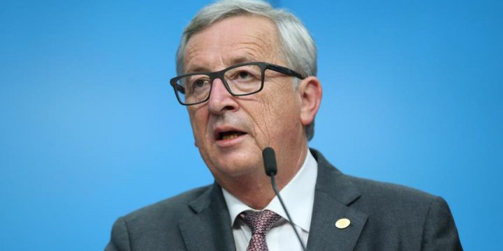 Batı Basını Juncker'in Konuşması Üzerinden AB'yi Değerlendiriyor