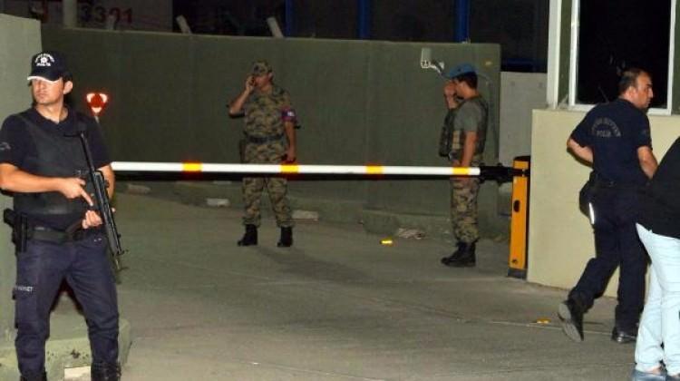 Adana'da Polis Tatbikatı: İncirlik Üssü Kapatıldı