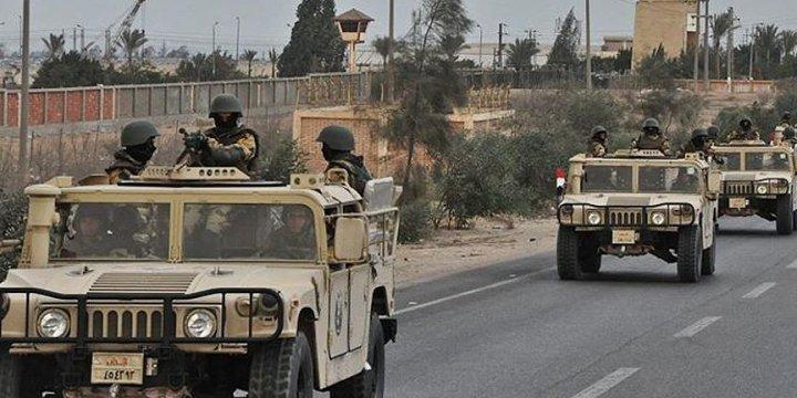Sisi'nin Ordusu Sina'ya Havadan Saldırdı: 46 Ölü