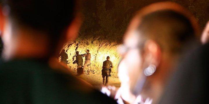 Kaçan 9 Darbeci Asker Operasyon Sonrasında Yakalandı