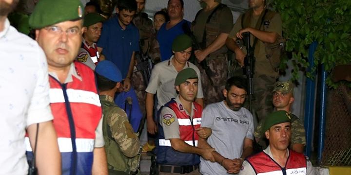 Marmaris Saldırganı 11 Darbeci Yakalandı