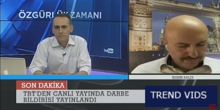 Gülenci Gazetecilerden Darbe Gecesi Vesveseleri!