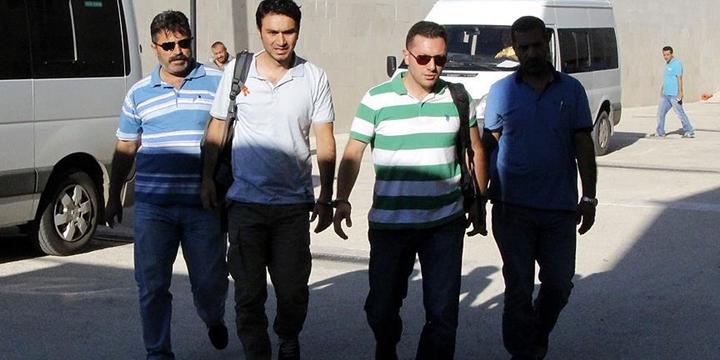 Elazığ'da 13 Askerî Personel Tutuklandı