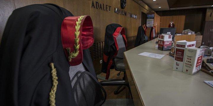 56 Hakim ve Savcı Hakkında Yakalama Kararı Çıkarıldı