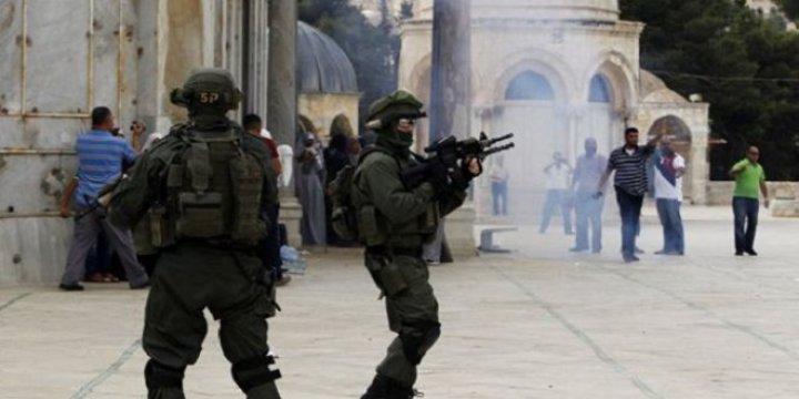İşgalci İsrail Askerleri Bir Filistinli Genci Daha Katletti!