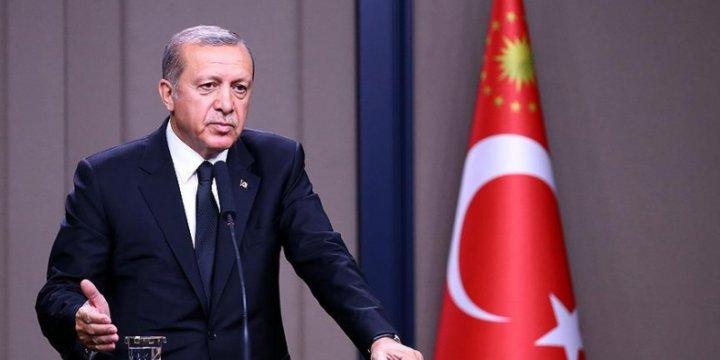 Cumhurbaşkanı Erdoğan: Batı Terörün Destekçisi