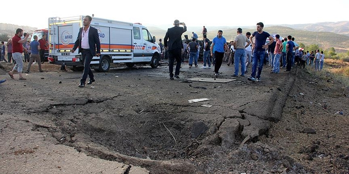 Bingöl'deki Saldırıda Yaralanan Polis Hayatını Kaybetti!