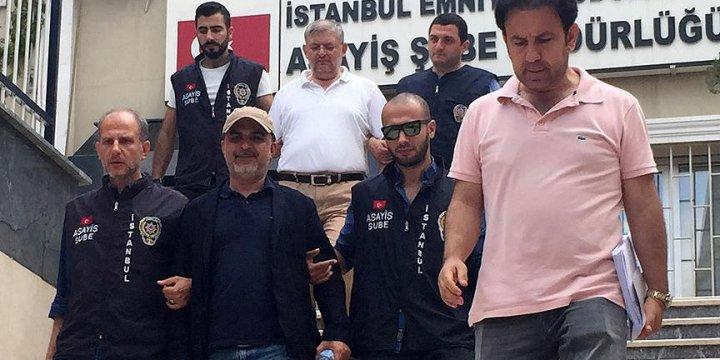 Gazeteci İbrahim Balta Tutuklandı
