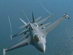 F-16lar Boş Arazileri Bombalamış