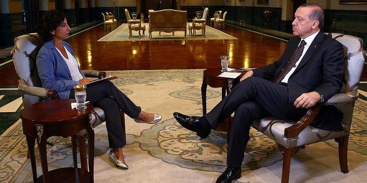 Cumhurbaşkanı Erdoğan: İtalyan Parlamentosu Bombalansa Tepki Ne Olur?