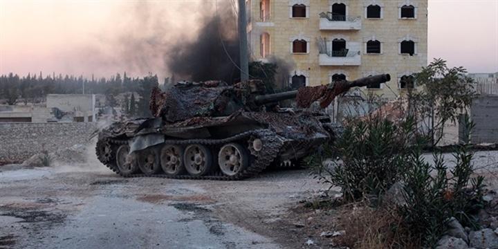 Esed ve Avanesinin Halep Bozgunu