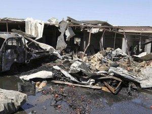 Irak'ta ABD Güçleri Sivilleri Hedef Aldı