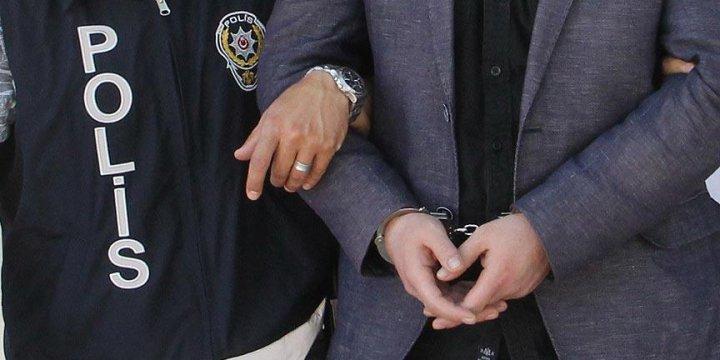 Zonguldak'ta İki General Tutuklandı