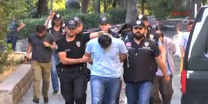Çakma Fuat Avni Kahramanmaraş'ta Yakalandı