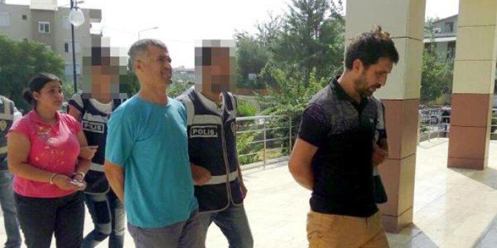 Antalya'da 22 Polis Tutuklandı