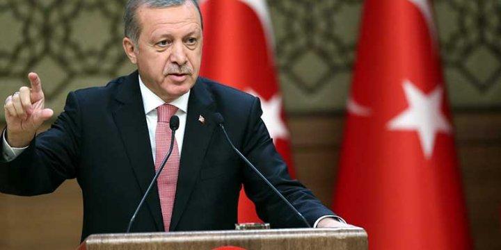 Erdoğan: Bre Dangalak, Bu Bir Şirktir!