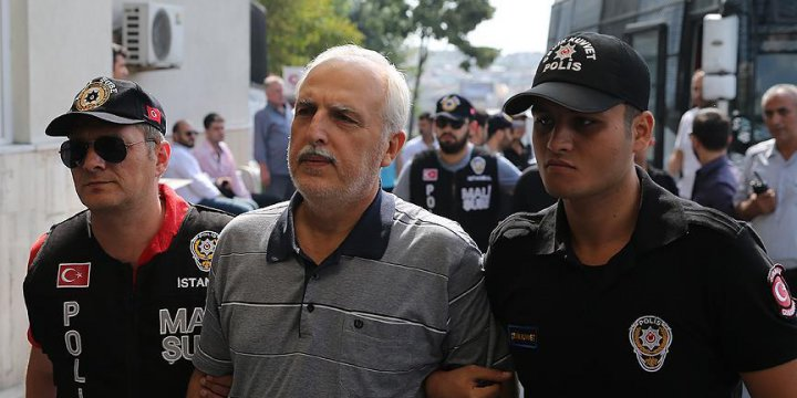 Hüseyin Avni Mutlu Dahil 8 Vali Tutuklandı
