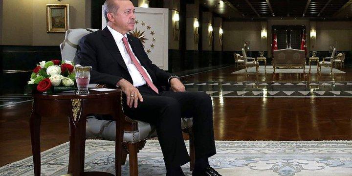 Cumhurbaşkanı Erdoğan: İstihbaratı da Aynı Çatı Altında Koordine Edebiliriz