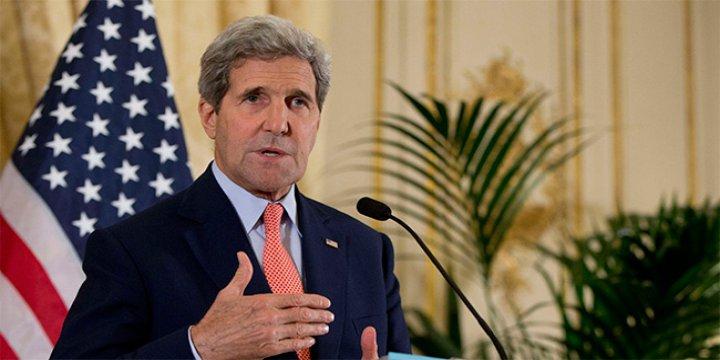 Kerry: Uçuşlara Sınırlama Getirmeliyiz