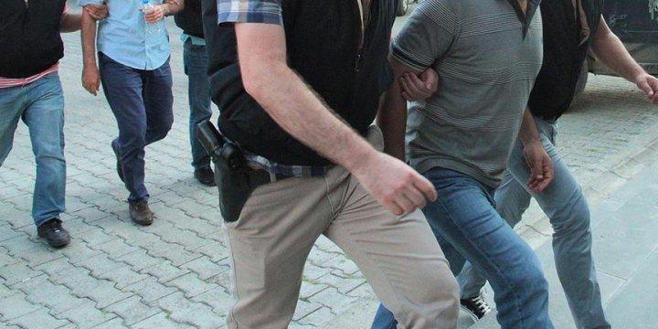 Erzurum'da 6 Memur ile 29 Akademisyen Tutuklandı