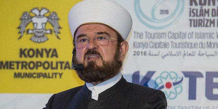 'Darbe Girişimi Tüm İslam Ümmetini Hedef Almıştır'