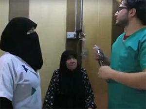 Suriye'de Doktor Olmak (VİDEO)