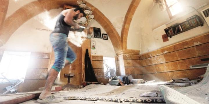 Halep'te Cuma Namazı Kılınamadı!