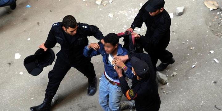 """""""Mısır'da 18 Ayda 26 Binden Fazla Gözaltı"""""""