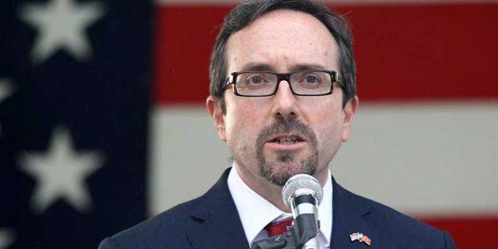 ABD, Büyükelçi Bass'a Tam Destek Verdi