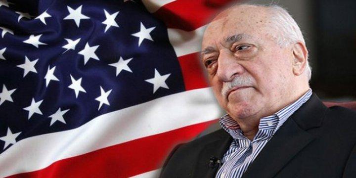 ABD'den Gülen'in İadesi İçin Yeni Adım