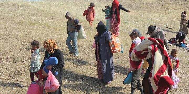 IŞİD'in Kontrolündeki Havice'den Kaçışlar Sürüyor