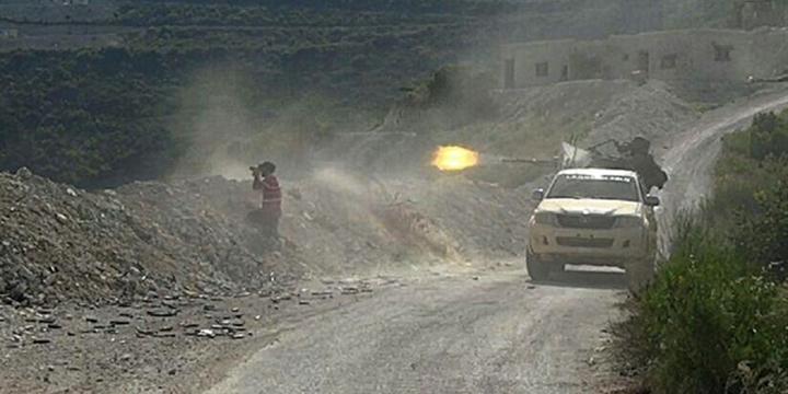 Esed Rejimi, Şilif Kalesi'ne Saldırıyor!