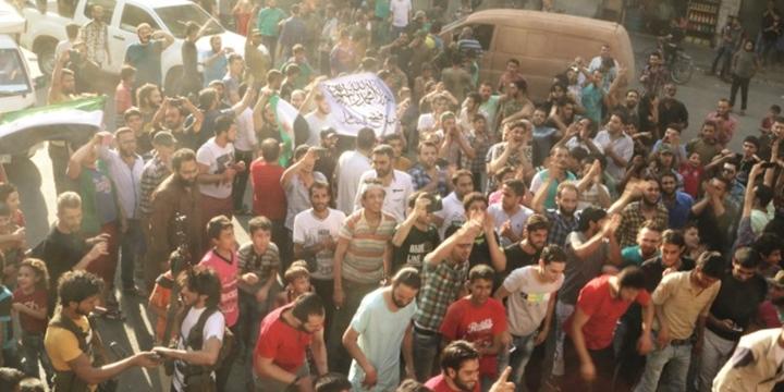 """""""Halep Kuşatmasının Kırılması 15 Temmuz Direnişinin Devamıydı"""""""
