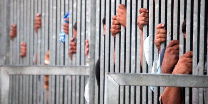 İsrail'in İdari Hapis Uygulamasında Büyük Artış