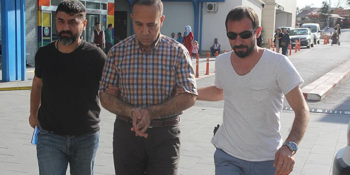 Konya'da İş Adamları ve Öğretim Üyelerine Operasyon