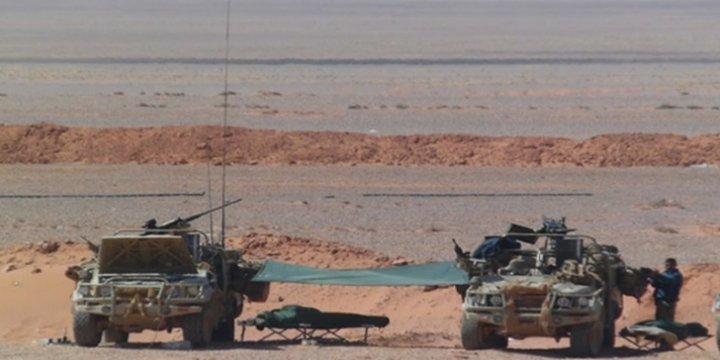 İngiltere'den Suriye'ye Askeri Üs
