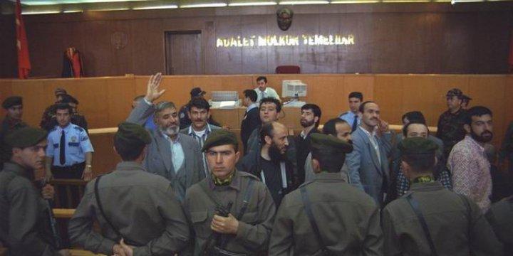 Özgür-Der: 28 Şubat Mağdurları İçin de Yeniden Yargılama Yolu Açılmalıdır!