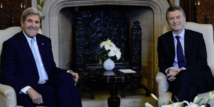 ABD Arjantin Cuntasına Destek Vermiş