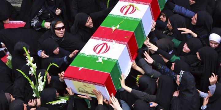 İranlı Tuğgeneral Kalizade Suriye'de Öldürüldü