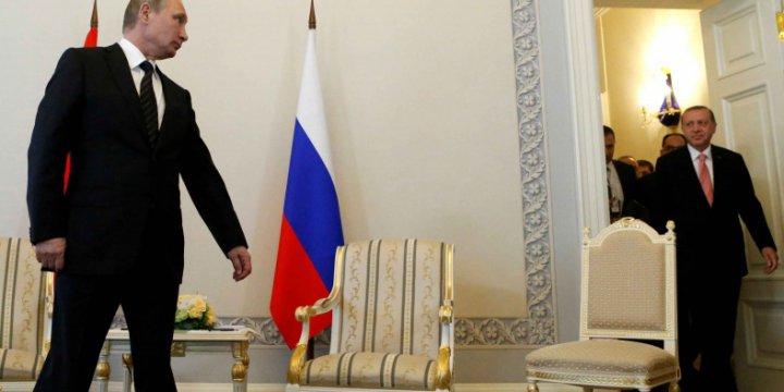 Türkiye-Rusya İlişkileri: Oyun Kurucu Kim?
