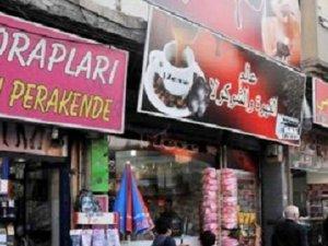 Mersin'de Büyükşehir Belediyesi Arapça Tabelaları Kaldırıyor
