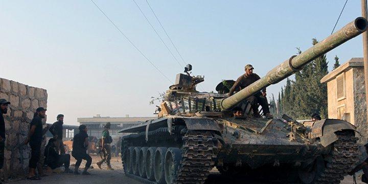 Suriye'de Direnişçiler Cerablus İçin Operasyon Hazırlığında