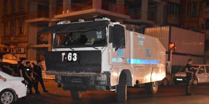 HDP İstanbul İl Binasına Operasyon!